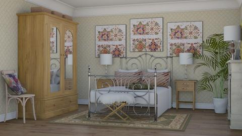 Shabby Chique_RS Groups - Eclectic - Bedroom - by Theadora