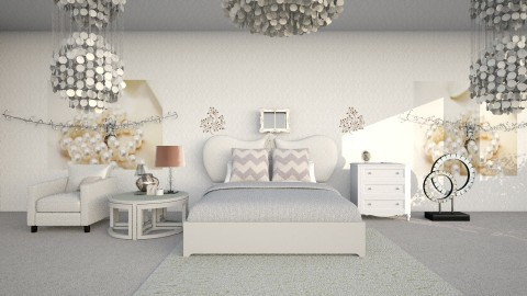 Pearl - Modern - Bedroom - by InteriorDesigner111