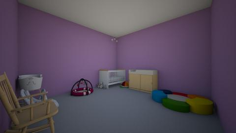 bedroom baby - Kids room - by averyb1213