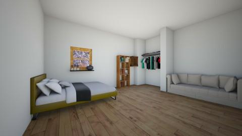 Bedroom - Bedroom - by Fuzzy Squirrel