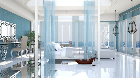 Hellas  - Modern - Bedroom - by Ida Dzanovic