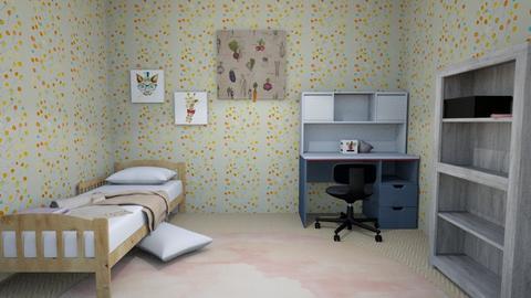 outi_HO3 - Bedroom - by SHUNA