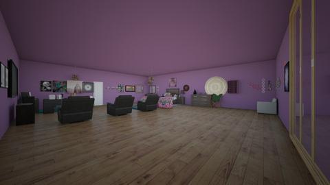 Kaylee - Bedroom - by Kaylee Willis