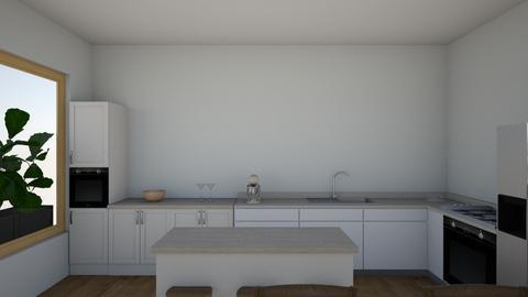 IP Artisan Kitchen - Country - Kitchen - by zaryah