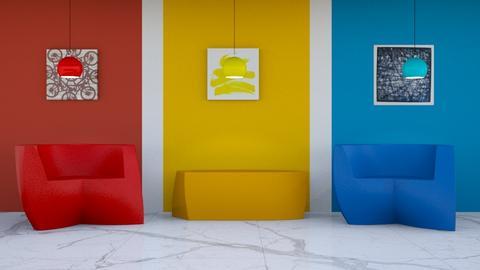 Primary - Modern - Living room - by millerfam