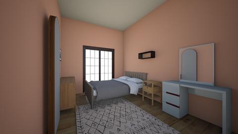 Bedroom redesign - Bedroom - by beccawright90