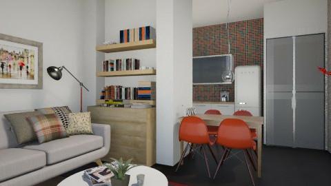 3694188 - Living room - by celavia