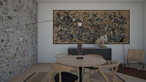 Pollock - by dwark