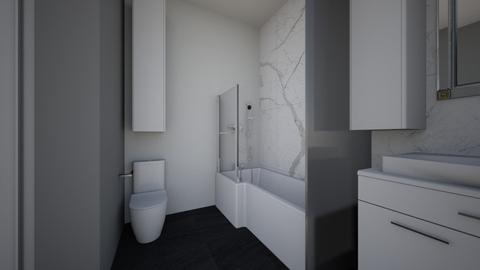 bathroom render - Modern - Bathroom - by marcel1234