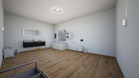 bathroom1 - Bathroom - by pony9