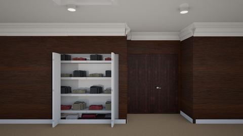 Master Linen Closet - by alonatech_2nd