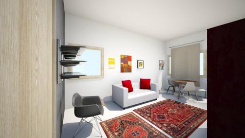 Olohuone 1.1.2 - Living room - by Essi_eames