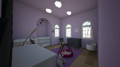 Spoiled Baby Girl - Kids room - by kay2004