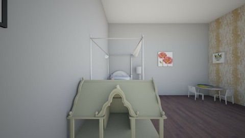 bb - Kids room - by tatotot