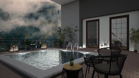 Swimming_Pool - by ZuzanaDesign