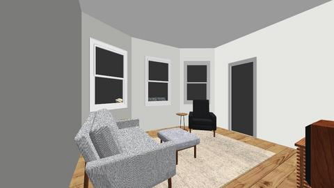 Pamelsa - Living room - by khernley