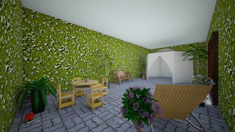 naa - Garden - by Emelyn Cristal Rosario