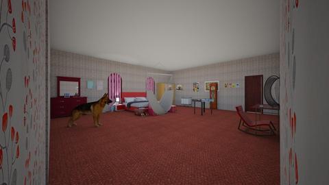 Master Bedroom _set_ - Feminine - Bedroom - by cupcake oncer