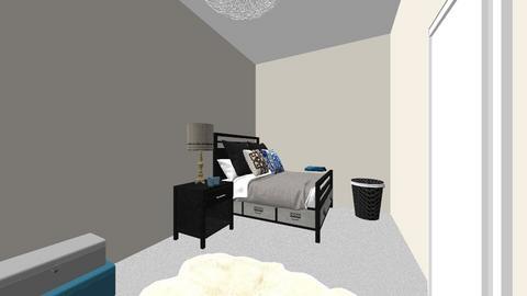 Bedroom 2 - Bedroom - by nramsamy1994