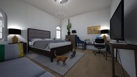 FCS Bedroom - Bedroom - by ernejord4
