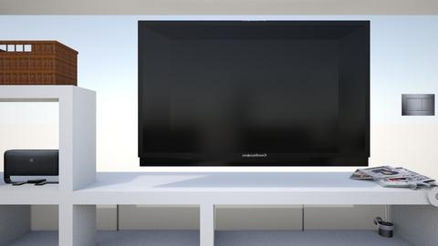 Piper - Bedroom - by piperpettit