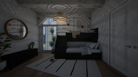 yeet - Bedroom - by ariel88