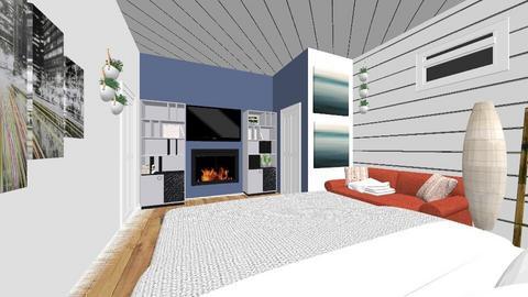 basement reno  - Classic - by JaysonKarrie