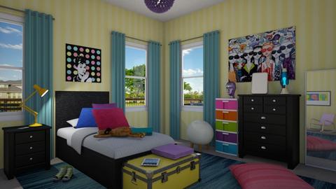 Dream - Kids room - by GraceKathryn