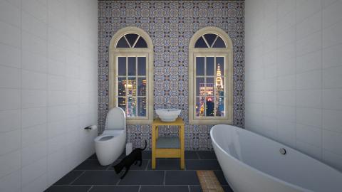 Bath - Bathroom - by Cecily Reid