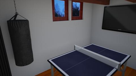 NY KJELLER ORIGINAL 3 - Modern - Living room - by trulsburud