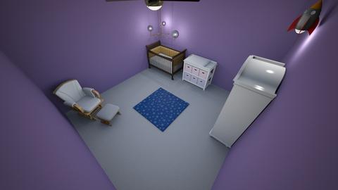 nursery - Kids room - by calebbb