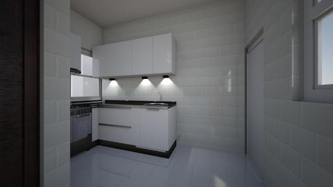 dimgba kitchen - Kitchen - by jfx