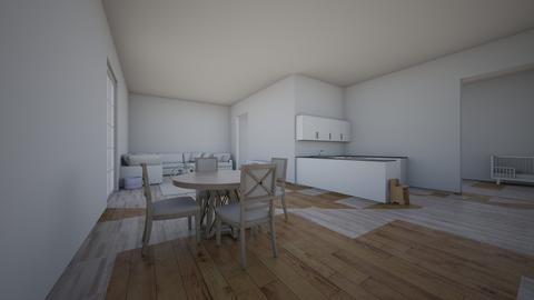 ugg - Bedroom - by joetee