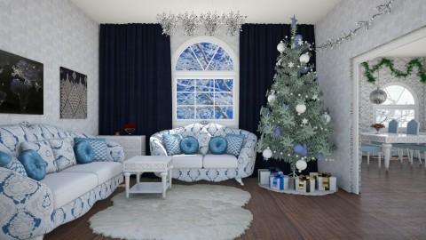 Wellas - Living room - by Magdalena ER