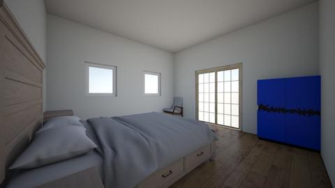 habitacion de marisa - Bedroom - by laramagistral