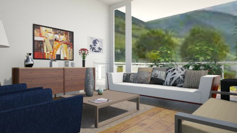living - Classic - Living room - by Manoor Ali