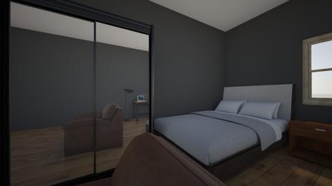 basic - Modern - Bedroom - by sergaiiven