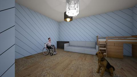 boys room - Bedroom - by LucasDreyer