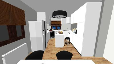 My House - Modern - by natkaloveee