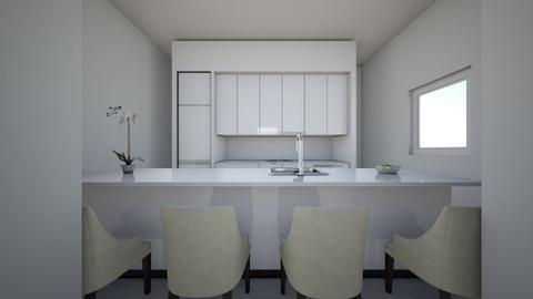 kitchen - Kitchen - by 1johnsonkai