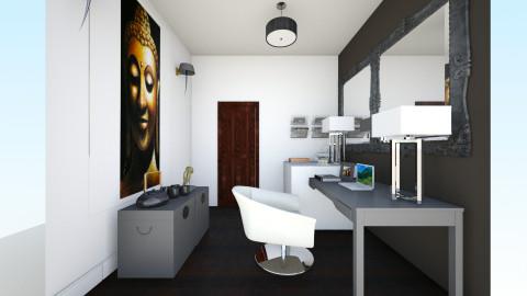 escritorio 1 - Glamour - Office - by avidas