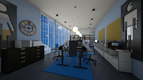 long office - Modern - Office - by kla