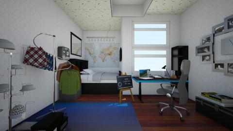 BR 3 - Bedroom - by devaphrodite