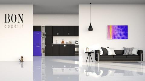 kitchen77 - Kitchen - by its_eima
