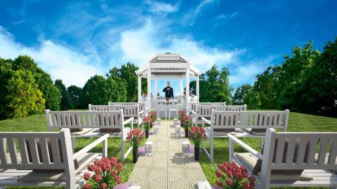 Garden Wedding - Modern - Garden - by Gre_Taa