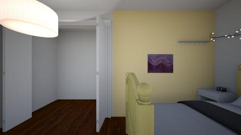 Part 5 Michala B_5 - Bedroom - by Mbush_23