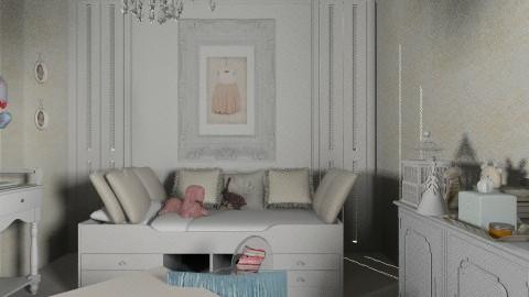 VAleria Rooms - Classic - Kids room - by Beatriz Fernandez