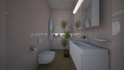 Casa159Bathroom - Eclectic - Bathroom - by nickynunes