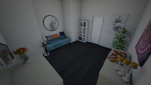 bedroom 2 - Modern - Bedroom - by mhopkins9216