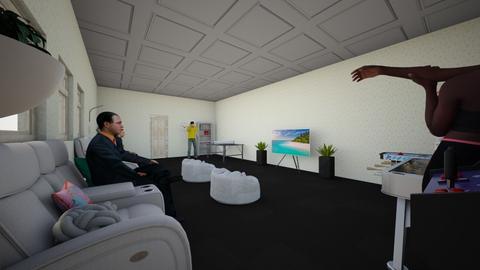 cozy room - Modern - Living room - by gabbyhalliwilL23